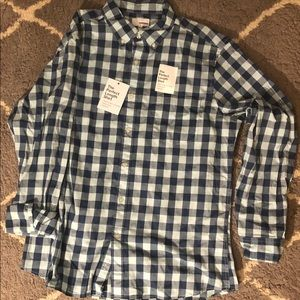 Men's large Sanoma Botton down shirt